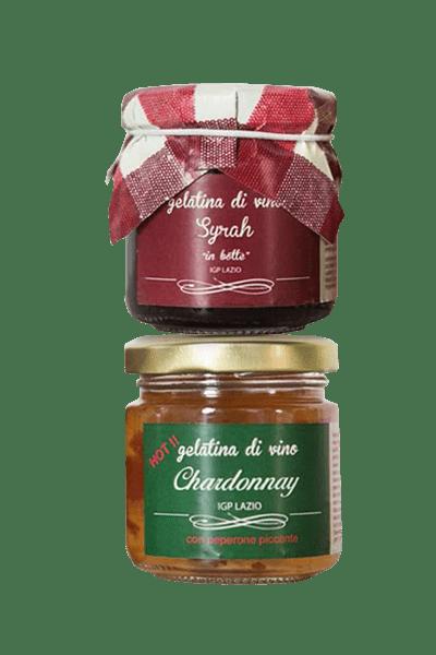 gelatine di vino